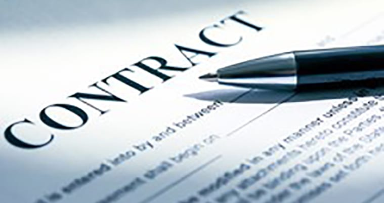 behavioral health billing contract